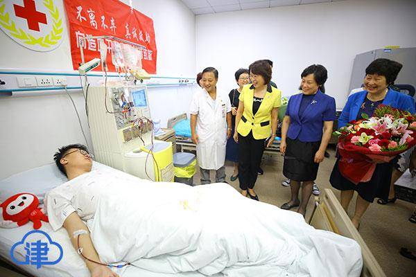 天津第233例造血干细胞捐献者配