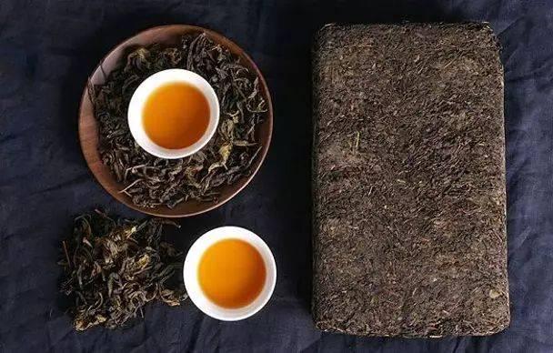 黑茶喝了这么多但你真的了解它吗?