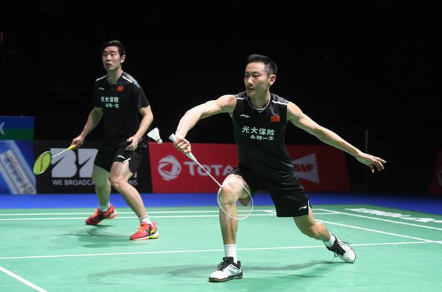 羽毛球――世锦赛:李俊慧/刘雨