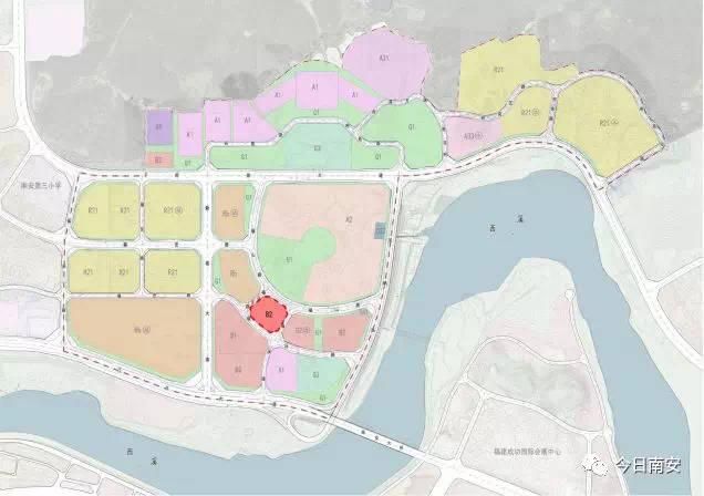 南安2020市政规划图
