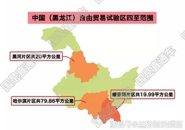 黑龙江自贸区:俄罗斯及东北亚区域合作的中心枢纽