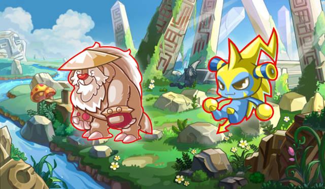 洛克王国:老黄蜂回放?v黄蜂玩家与录像之塔回归系统12月16日湖人与捷径星辰成为图片