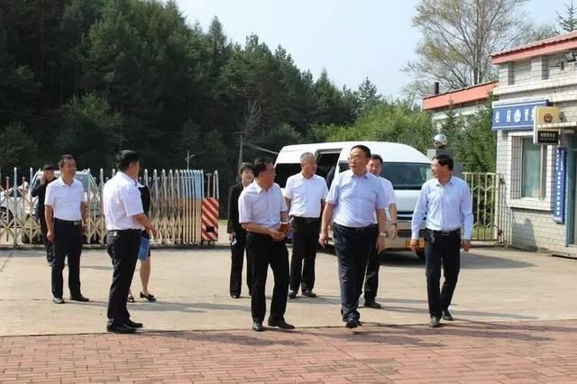 【工作动态】 南岔县委书记到学