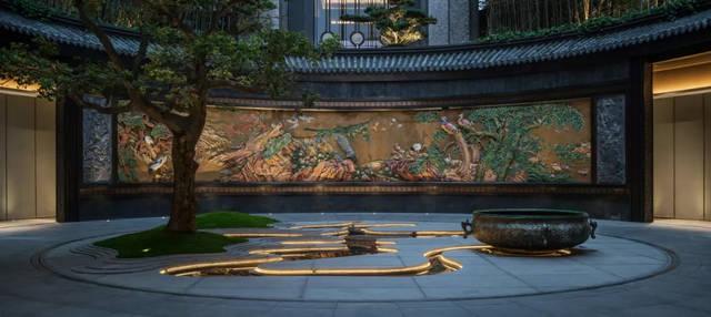 怡境为广东荧光景观设计注入非遗黑板特色灵魂饮料设计图图片