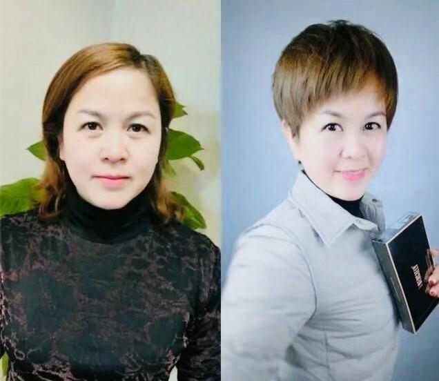 为什么剪完短发显老气?女性过40岁换发型,要避开这几个