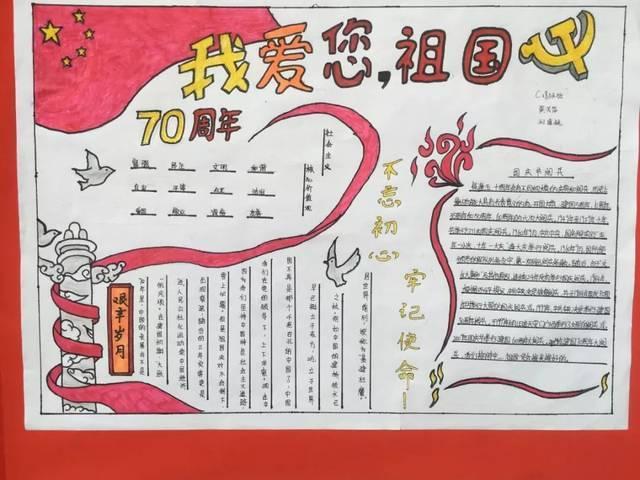 c1902 c1903 c1904 c1910 七年级部分优秀作品展示 八年级班级手抄报