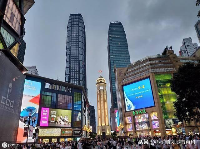 2018年重庆市各区GDP排行榜