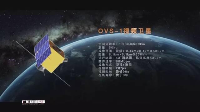 """一箭五星!""""珠海一号""""03组卫星成功发射!"""