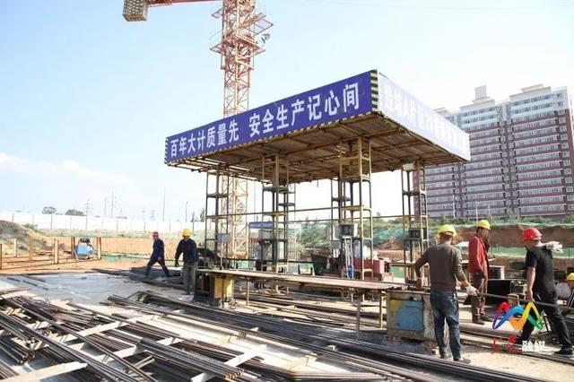 上党区13个城中村改造项目进展迅速
