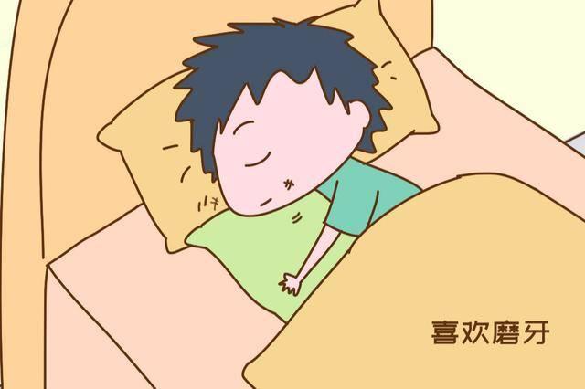 宝宝睡觉时小动作多,其中的原因不可忽视,不然会影响健康