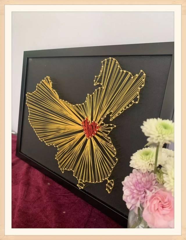 手工艺术分享:《中国心 中国梦》 ——第十四届大赛获奖作品展播