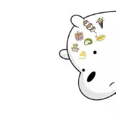 朋友圈翻身小熊表情包大全图片