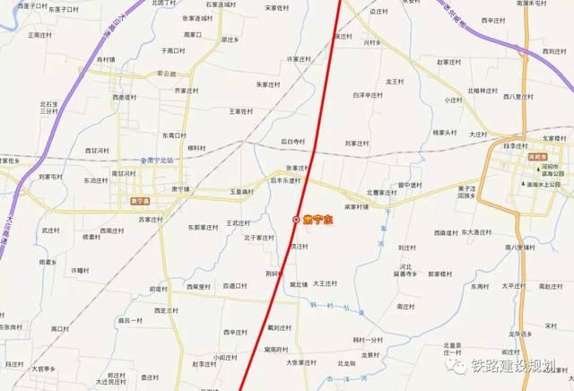 肃宁东站 位于肃宁县城东侧约6公里的顶汪村附近,距离河间市约12公里图片