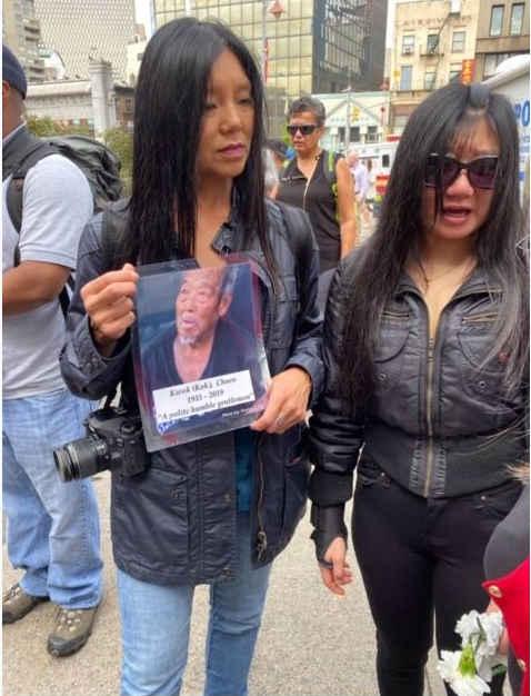 痛心!纽约唐人街恶性伤人案,死者包含一名83岁香港老人
