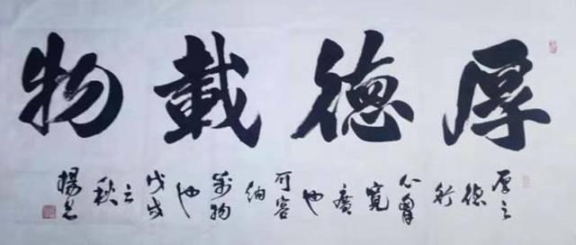 当代知名书法家杨光作品赏析图片