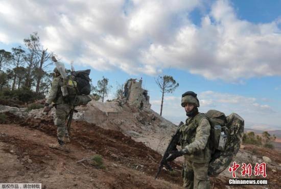 土耳其向叙利亚北部发动军事行动