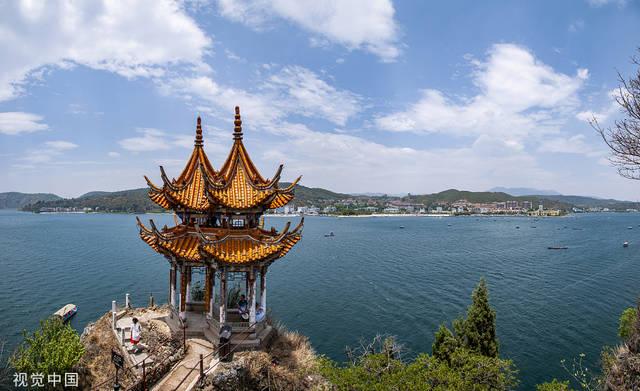 2.2万余生态移民开始搬离云南玉溪抚仙湖