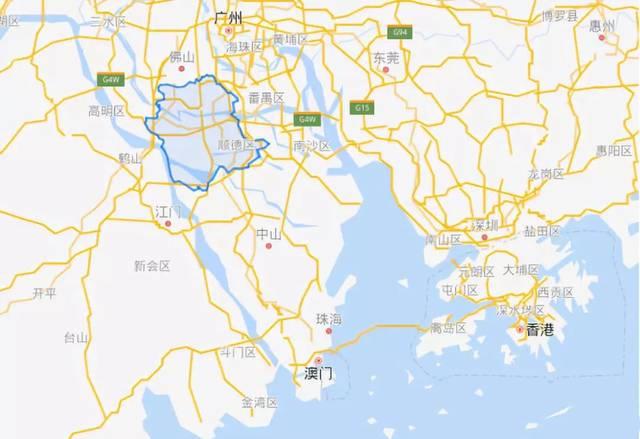 2019中国百强区:广东一个区,GD