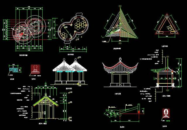 公园cad平面设计图纸,最新的公园cad平面设计图纸大全