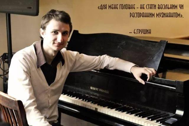 新古典主义代表人物叶戈尔钢琴作品音乐会图片
