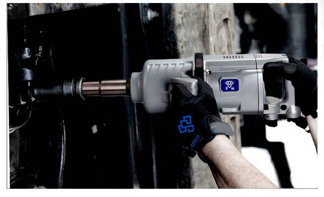 气动工具——汽修大风炮使用的基本操作图片