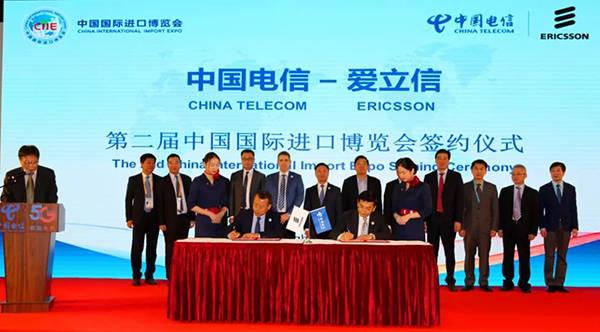 中国三大运营商签约爱立信诺基亚