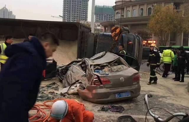 西港里惨烈车祸最新进展!一人死亡