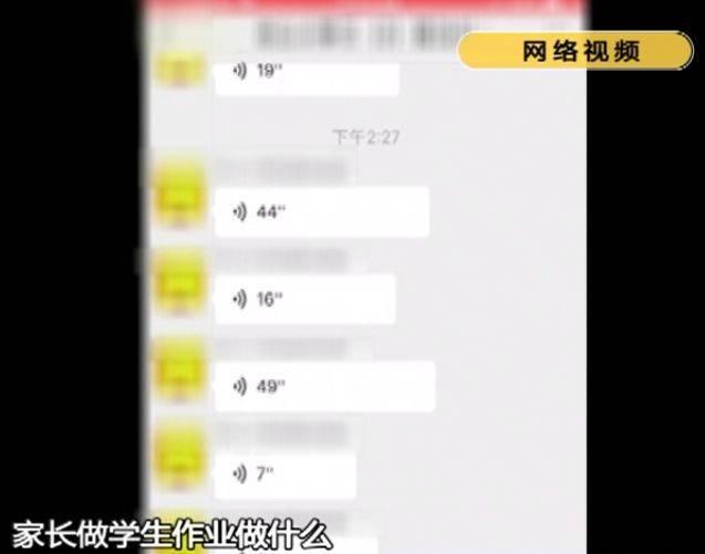 质疑作业太多,家长微信群辱骂老师,被拘10天