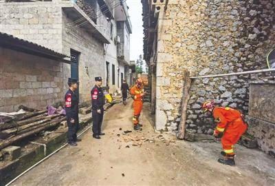 广西靖西5.2级地震致1人遇难