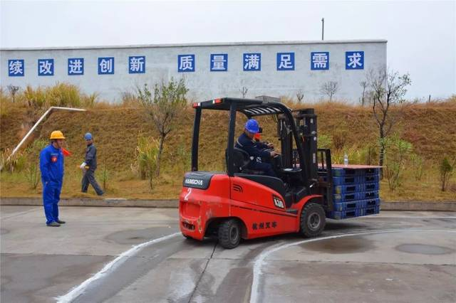 【中国梦 劳动美】九二氟盐化工基地开展劳动技能比武