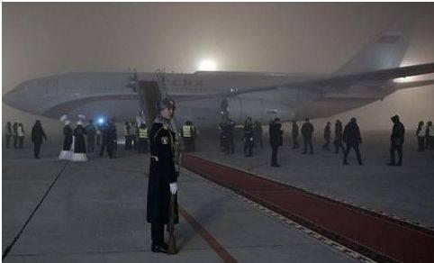 """艺高人胆大!普京专机竟在这种条件下""""盲降""""机场"""