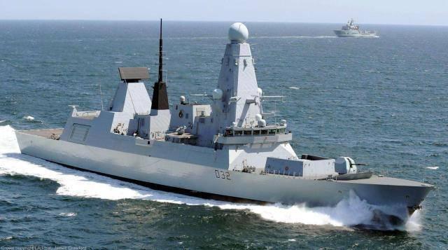 英国将争议岛屿纳入版图,派出战