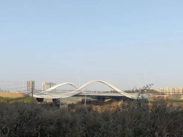 △红枫路跨雷锋新河大桥
