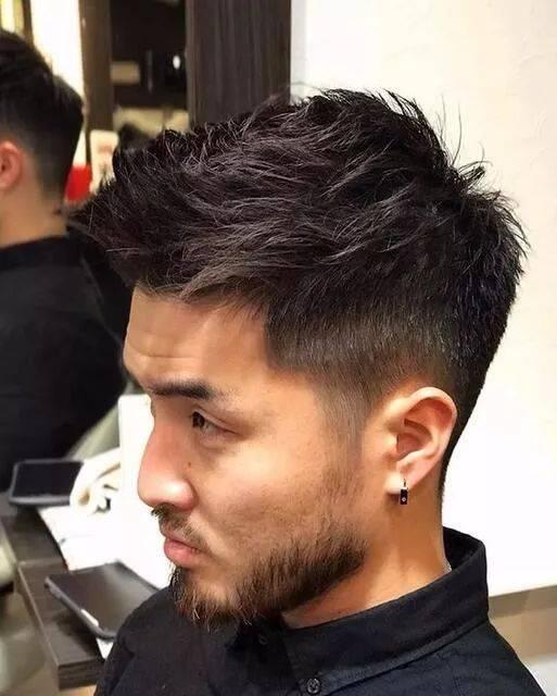 短发依然很流行!2020秋冬男生发型五大趋势图片