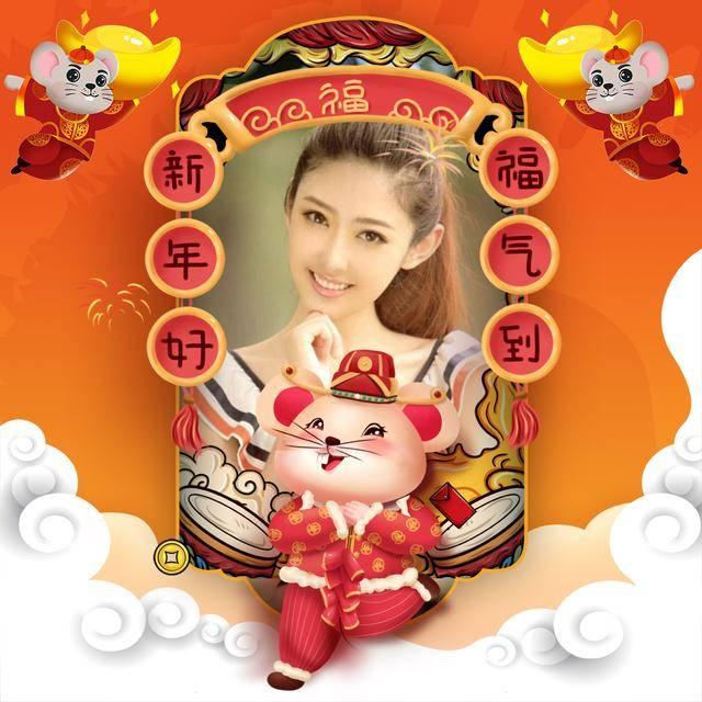 10张好看的头像,喜庆年味中国风,一定有你喜欢的