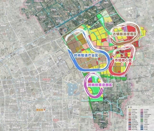桐乡濮院地铁规划图