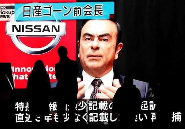 日产CEO高恩弃保逃回黎巴嫩,日本海关竟然毫无所知? 面子丢大了