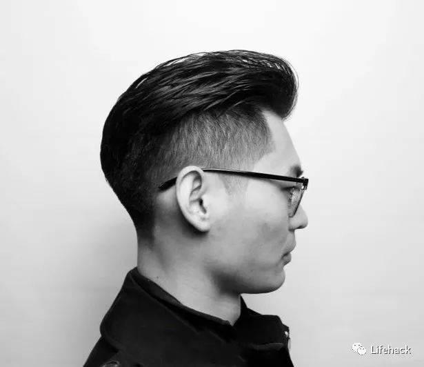 2020亚洲男士发型流行趋势图片