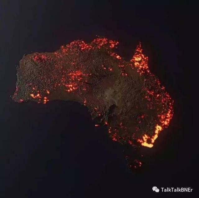 澳洲山火烧了4个月,伤亡到底有