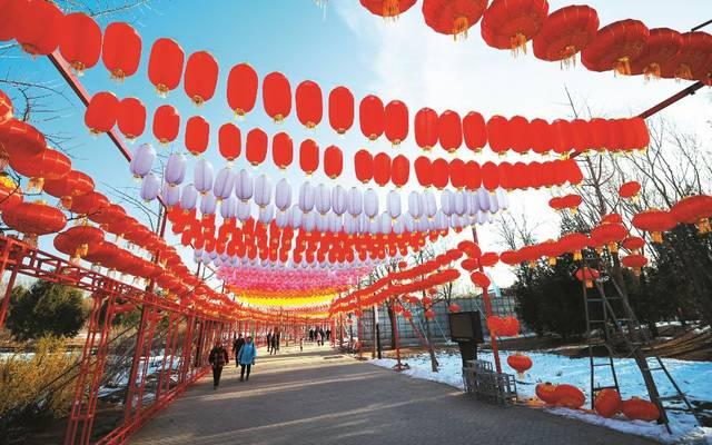 """京东庙会寻年味 体验三地文化 尽享""""逛吃""""乐趣"""