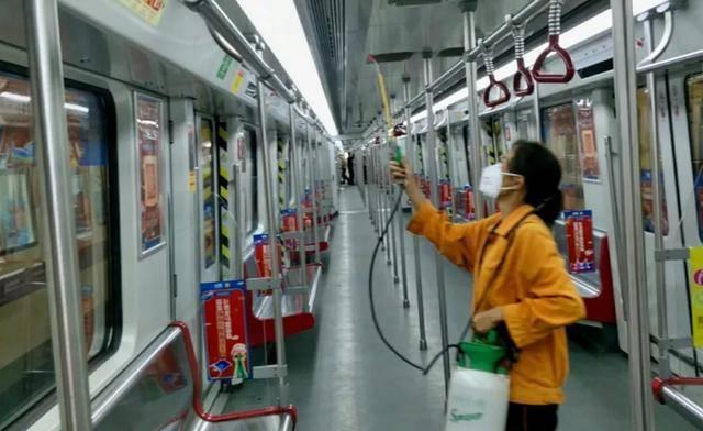 今日起,廣州地鐵全線網啟動體溫