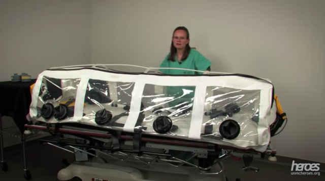 """美国首例新型肺炎患者由机器人治疗 目前""""状况令人满意"""""""