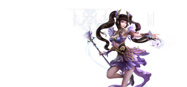 �P�c�m合女性玩家操作的角色,《倩女幽魂》最美,而�@款游�蜃疃�