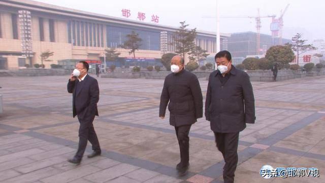邯郸市新型冠状病毒感染的肺炎疫