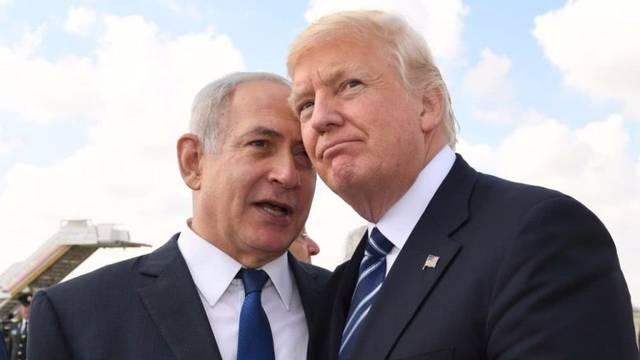500亿美元买下巴勒斯坦,特朗普太狠:以色列要大功告成