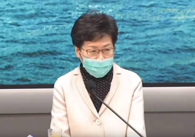 林郑:高铁香港段、自由行签证暂停,内地赴港航班减半