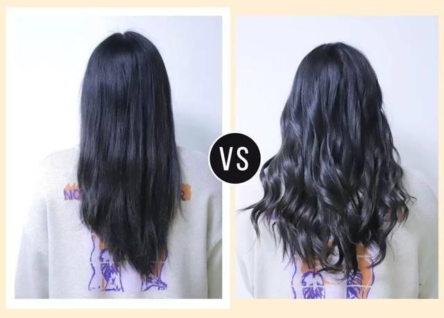适合短发姐妹的发型:那就是同样被很多女明星pick过的空气感卷发啦!