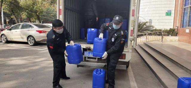 康泰大药房赠送抗疫物资紧急援助湖北鄂州市各大医院