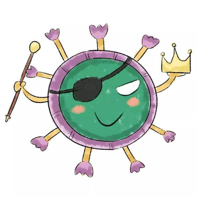 你是新型冠状病毒的宿体吗?待家里,别乱跑图片