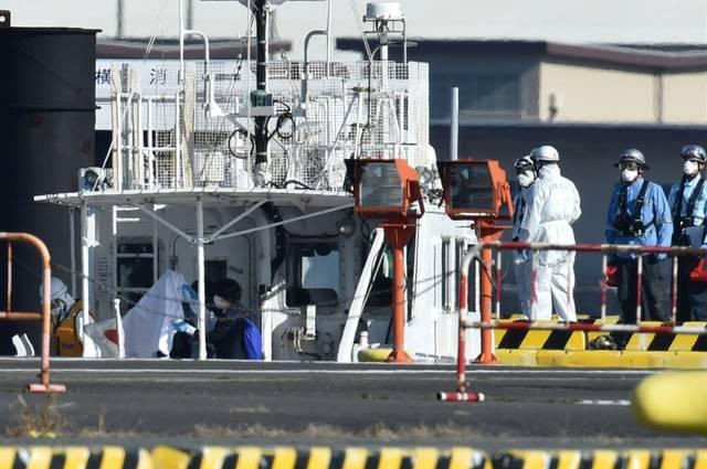 日本一_日本一邮轮发现新冠病例:3700人如何度过海上隔离14天